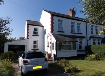 Thumbnail 3 bed semi-detached house for sale in Grove Avenue, Wirral, Merseyside