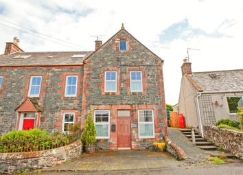 Thumbnail 2 bed semi-detached house for sale in Dunscore, Dumfries