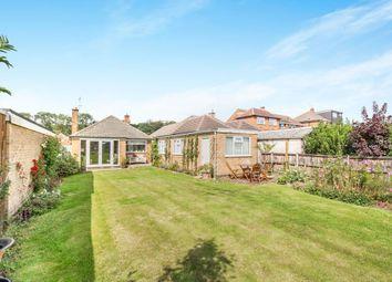 Thumbnail 3 bedroom detached bungalow for sale in Glen Rise, Glen Parva, Leicester