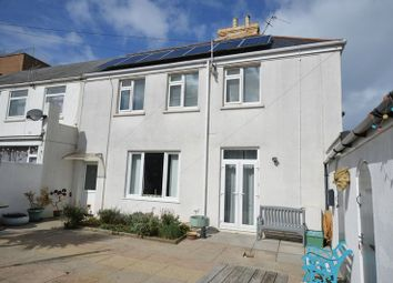 Thumbnail 3 bed terraced house for sale in Cheltenham Place, Newquay