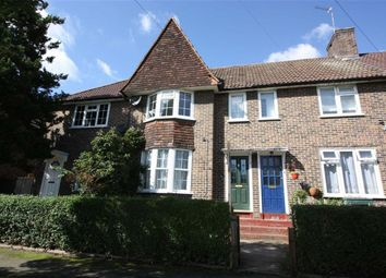 Thumbnail 2 bed terraced house to rent in Manor Farm Drive, Chingford, London