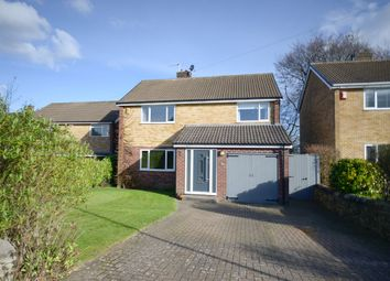 Thumbnail 4 bed detached house for sale in Deerlands Road, Chesterfield