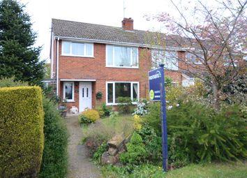 Thumbnail 3 bedroom semi-detached house for sale in Basingstoke Road, Riseley, Reading