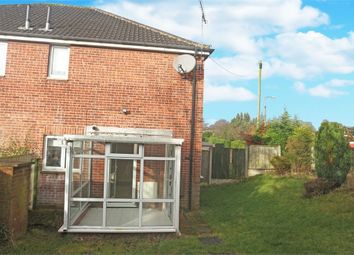 Thumbnail 1 bed end terrace house for sale in Slade Close, Broadmeadows, South Normanton, Alfreton, Derbyshire