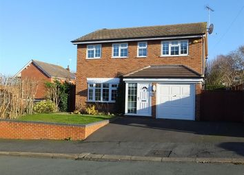 Thumbnail 4 bed detached house to rent in Walford Road, Rolleston On Dove, Burton On Trent