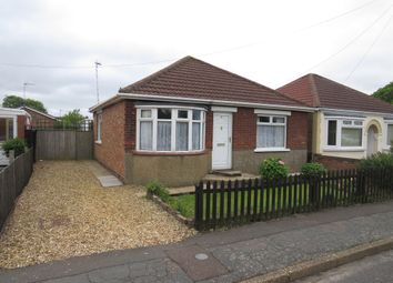 Thumbnail 2 bedroom detached bungalow for sale in Beatrice Road, Wisbech