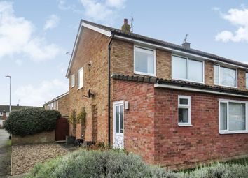 3 bed semi-detached house for sale in Lady Margaret Gardens, Woodbridge IP12