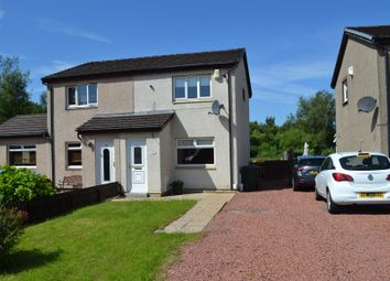 Thumbnail 2 bed semi-detached house for sale in Thistle Gardens, Holytown