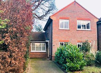 Thumbnail 3 bed detached house for sale in Longcroft Green, Welwyn Garden City