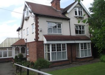 Thumbnail 1 bed flat to rent in Fairlawn Place, Private Road, Sherwood, Nottingham