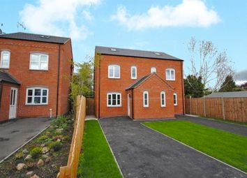 Thumbnail 3 bed semi-detached house to rent in Johns Avenue, Mountsorrel, Loughborough