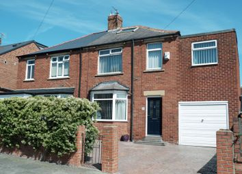 Thumbnail 4 bed property for sale in Fern Avenue, North Shields