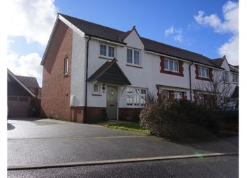 Thumbnail 3 bed end terrace house for sale in Bray Road, Holsworthy