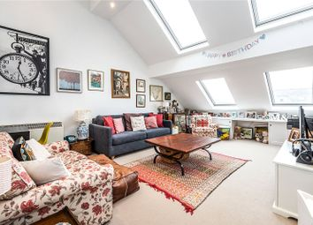 Thumbnail 2 bedroom flat for sale in Carrara Wharf, Ranelagh Gardens, London