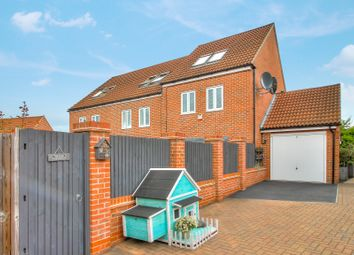 Thumbnail 3 bed end terrace house for sale in Kew Close, Basingstoke