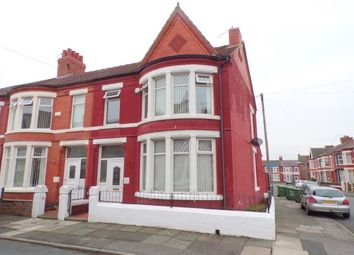 Thumbnail 3 bed property to rent in Alverstone Road, Wallasey