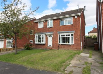 Thumbnail 2 bed semi-detached house for sale in Fieldway Avenue, Leeds