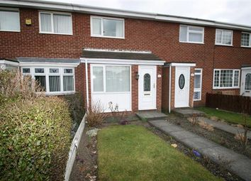 Thumbnail 2 bed terraced house to rent in Worsley Close, Wallsend, Newcastle Upon Tyne