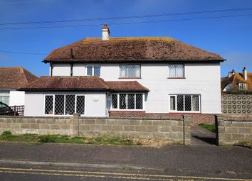 Thumbnail 4 bed detached house for sale in Channel View Road, Pevensey Bay