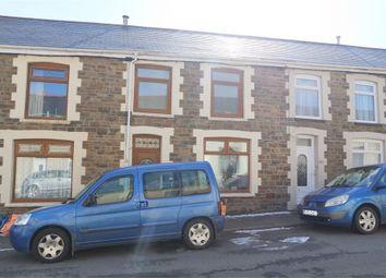 Thumbnail 3 bed terraced house for sale in Homfray Street, Maesteg, Mid Glamorgan