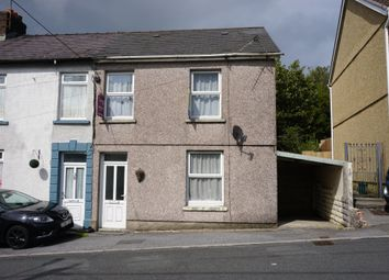Thumbnail 3 bed end terrace house for sale in Heol Y Bryn, Upper Tumble, Llanelli