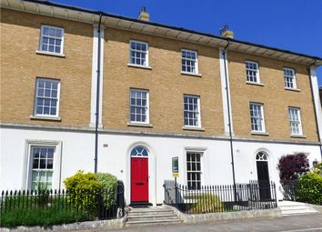 Thumbnail 4 bedroom terraced house to rent in Woodlands Crescent, Poundbury, Dorchester