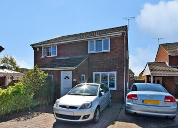 Thumbnail 2 bed semi-detached house for sale in Collard Road, Willesborough, Ashford