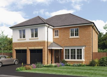Thumbnail 5 bed detached house for sale in The Jura, Barley Meadows, Cramlington, Northumberland