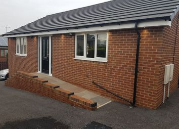 Thumbnail 2 bed bungalow to rent in Willowgarth, Brinsworth, Rotherham