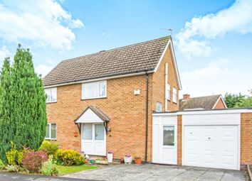 Thumbnail 3 bedroom link-detached house for sale in Prince Drive, Oadby, Leicester