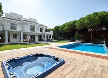 Thumbnail 5 bed villa for sale in Las Chapas, Malaga, Spain