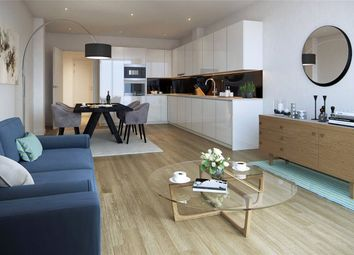 Thumbnail 4 bed flat for sale in Singer Mews, London