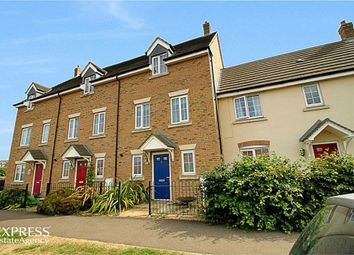 Thumbnail 3 bed town house for sale in Greenacres Drive, Bourne, Lincolnshire