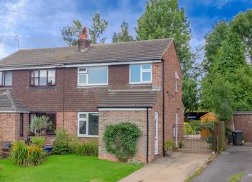Thumbnail 3 bed semi-detached house for sale in Hastings Close, Breedon-On-The-Hill, Derby