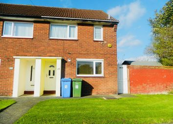 Thumbnail 2 bedroom semi-detached house for sale in Gareston Close, Blyth