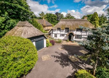 Thumbnail 3 bed detached house for sale in The Chase, Oxshott, Leatherhead, Surrey