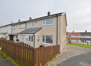 Thumbnail 3 bedroom end terrace house for sale in The Willows, Egremont