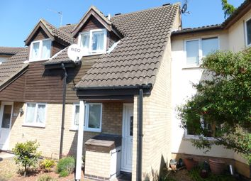Thumbnail 2 bed terraced house for sale in Sunnymead, Werrington, Peterborough