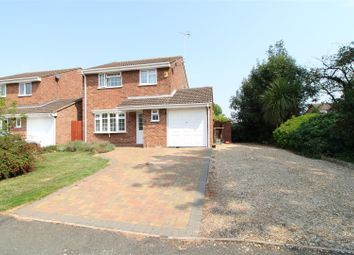 Thumbnail 4 bed detached house for sale in Sweet Close, Deeping St. James, Peterborough