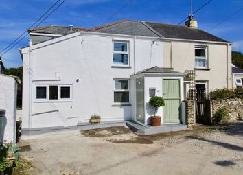 Thumbnail 2 bed cottage for sale in New Row, Mylor Bridge, Falmouth