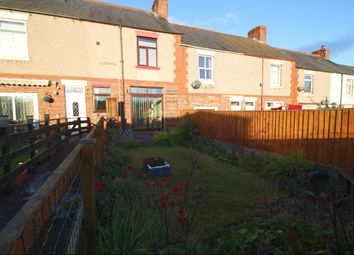 2 bed terraced house for sale in Eldon Bank, Eldon, Bishop Auckland, County Durham DL14
