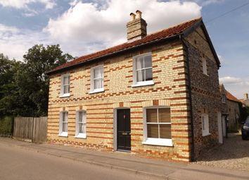 Thumbnail 4 bedroom property to rent in West Wickham Road, Balsham, Cambridge