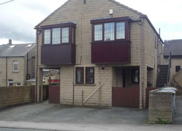 1 bed flat for sale in Quarmby Road, Quarmby, Huddersfield HD3