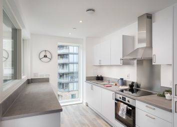 Thumbnail 2 bed flat for sale in Curran Street, Greenwich