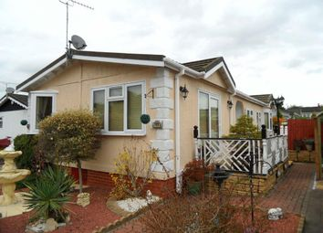 Thumbnail 3 bedroom mobile/park home for sale in Severn Bank Park, Stourport-On-Severn