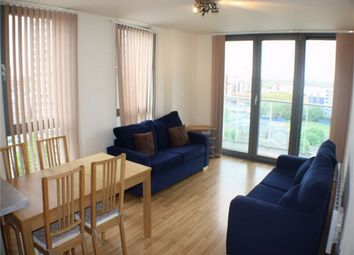 Thumbnail 2 bed flat to rent in Icona Point, 58 Warton Road, Stratford, London