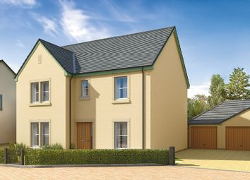Thumbnail 5 bedroom detached house for sale in Plots 2 & 12, Station Road, Dunbar