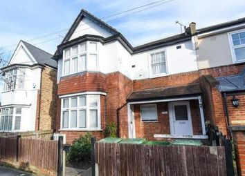 Thumbnail 2 bed flat for sale in Leinster Avenue, London