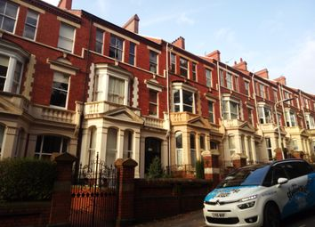 Thumbnail 1 bed flat to rent in St James Gardens, Uplands, Swansea
