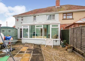 Thumbnail 4 bed semi-detached house for sale in Lake Road, Westbury-On-Trym, Bristol